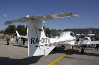 DA-42 стал первой машиной зарубежного производства, закупленной российскими учебными заведениями