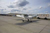 Авиация общего назначения была представлена рядом самолетов, среди них – А-27М