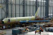 Авиазавод в Ульяновске может достроить менее 10 самолётов типа Ту-204