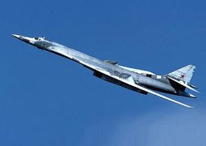 Ту-160 и Ту-95МС за четверо суток провели более 200 часов в небе Сирии (РИА