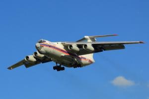 Самолеты МЧС с 8 генераторами для Крыма приземлились в Симферополе (РИА
