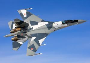 Новейший истребитель Су-35С пополнил авиаполк ВВО в Хабаровском крае (Министерство обороны РФ)