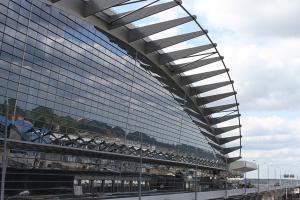 В аэропорту Внуково опровергли информацию о задержании сотрудницы по подозрению в связях с ИГ (Агенство городских новостей
