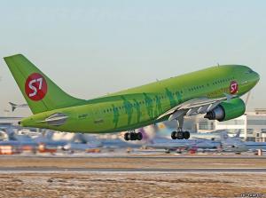 S7 Airlines увеличила пассажиропоток на 21% (АК
