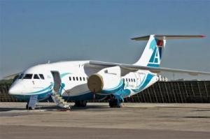 Открытие рейса Иркутск - Маньчжурия - Иркутск (АК