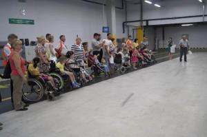 Впервые уфимский аэропорт провел расширенную экскурсию для детей с ограниченными физическими возможностями (Башинформ)