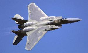 В Эстонию на учения прибыли 12 истребителей ВВС США (РИА