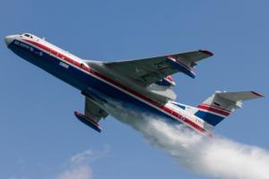 МЧС России направило в Португалию два самолета для тушения лесных пожаров (РИА