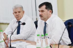 Руководитель Росавиации Александр Нерадько посетил с рабочим визитом г.Тюмень (Росавиация)