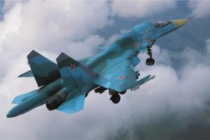 Контракт на поставку Су-34 обеспечит загрузку Новосибирского авиазавода до 2020 года (Интерфакс)