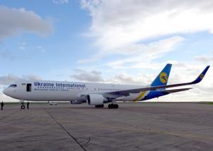 Авиакомпании Украины за 8 мес. увеличили пассажироперевозки (Интерфакс-Украина)