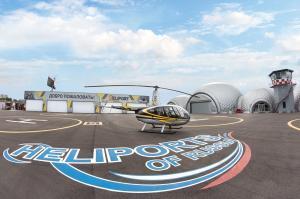 В Ульяновске открывают вертолетный центр (Ульяновская правда)