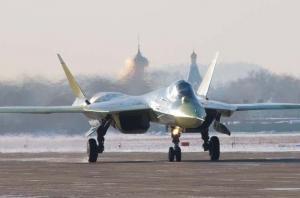 Истребитель пятого поколения Т-50 получит 12 новых ракет (Рамблер новости)