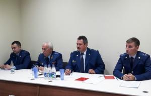 Мобильная приемная транспортной прокуратуры в Домодедово (Московский аэропорт