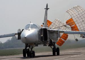 Летчики Балтийского флота выполняют ракетные стрельбы и бомбометание на полигоне в Калининградской области (Министерство обороны РФ)