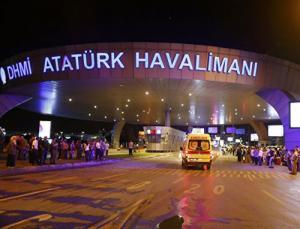 В районе международного аэропорта в Стамбуле прогремел взрыв (РИА