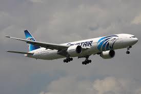 Самолет со сборной Египта по футболу изменил маршрут из-за нехватки топлива (РИА