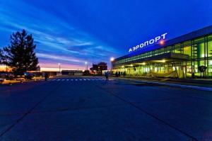 Новую развязку к аэропорту продумали до мелочей (ВГТРК