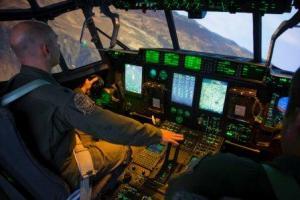 Tренажор на C-130J