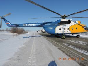 М4 ДОН вертолет Краснодарский край помощь пробка 01.02.2014 31.01.2014