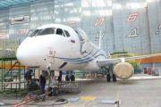 """АО """"Авиастар-СП"""" завершило работы по монтажу интерьера на 45-м самолете SSJ 100"""