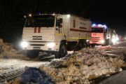 МЧС России направит в Орск спецборт для доставки проб ДНК родственников пострадавших при крушении самолета в Подмосковье