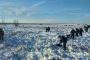 На месте крушения Ан-148 найден, предположительно, бортовой самописец