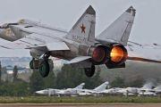 100-летие ЦАГИ в истории авиации: истребитель-перехватчик МиГ-25