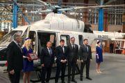 """АО """"Русские Вертолетные Системы"""" получили очередной вертолет """"Ансат"""""""