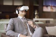Etihad Airways тестирует технологию виртуальной реальности в лаунжах аэропорта Абу-Даби