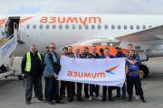 1 мая 2018 года Авиакомпания Азимут открыла новые направления