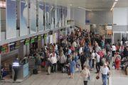 """Аэропорт """"Благовещенск"""" в январе-мае 2018 года нарастил пассажиропоток на 12%"""