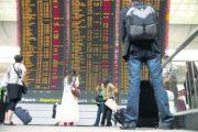 В московских аэропортах задержали более 30 рейсов