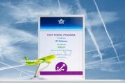 S7 Airlines первой в России получила статус GREEN программы IATA Fast Travel