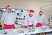 Фабрика бортового питания Domodedovo Catering подготовилась к новогодним праздникам