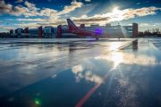 Калининградский аэропорт просит пассажиров использовать бумажные посадочные талоны