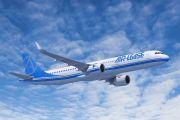 Airbus подписал первые контракты на авиасалоне Ле Бурже