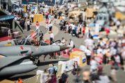 Проект европейского истребителя пятого поколения был представлен на авиасалоне во Франции