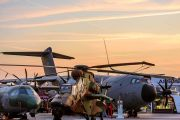 Компания Hanwha Aerospace представила продукцию на авиасалоне во Франции