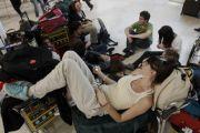 30 рейсов задержаны и отменены в аэропортах Москвы в среду