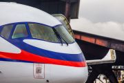 ГСС завершили программу лётных испытаний SSJ100 с сайберлетами