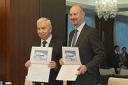 "Авиакомпания ""Белавиа"" подписала договор лизинга на три Embraer 195-E2"