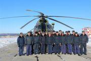 В Иркутске состоялись сборы офицеров авиации Сибирского округа Росгвардии