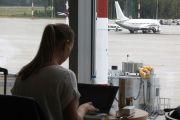 Аэропорт Пулково проводит опрос пассажиров о качестве сервиса