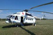 За прошедшие майские праздники санавиация три раза приходила на помощь жителям Оренбургской области