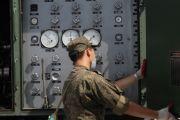 В Энгельсском соединении Дальней авиации прошли учения тыла по специальным видам обеспечения