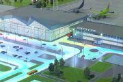 Главгосэкспертиза одобрила проект нового терминала аэропорта Владикавказа