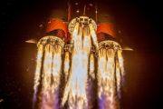 """Двигатели ОДК обеспечили успешный старт ракеты космического назначения """"Союз-2.1б"""" с космодрома Плесецк"""