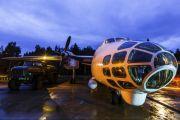 В полку военно-транспортной авиации под Петербургом прошла большая дезинфекция
