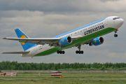 Uzbekistan Airways организует чартерный рейс в Индию